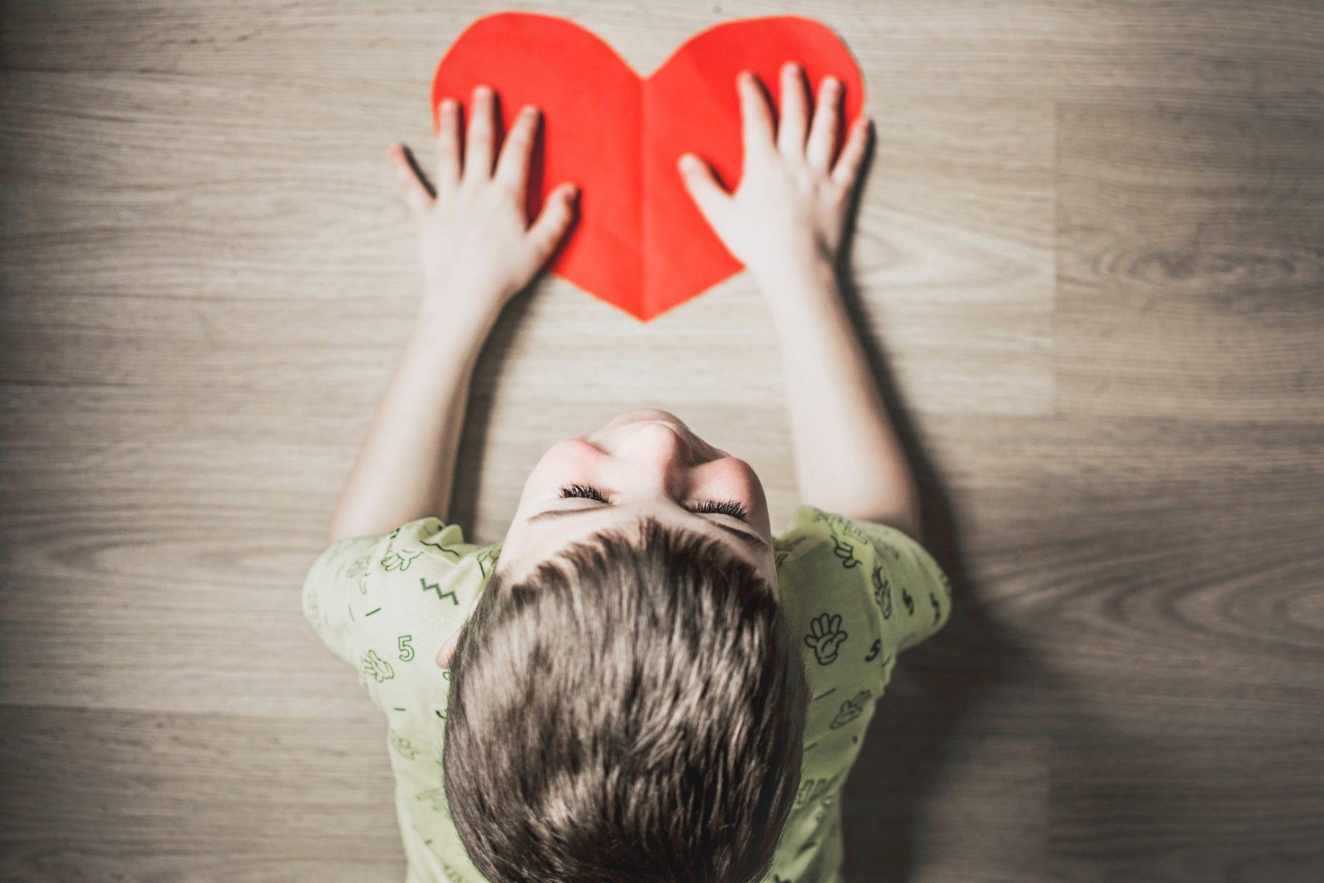 Kind mit Herz Website Elternblog 5 Sprachen der Liebe Isabelle von Abendroth Elternberatung, Elterncoaching, Elternworkshops